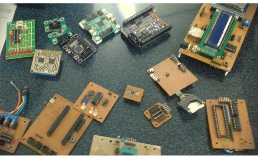 Cómo crear tu propia placa para circuitos electrónicos