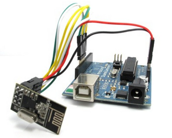 Cómo conectar una RaspberryPi y Arduino por RF